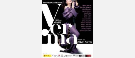 YERMA por Producciones Faraute y el Centro Dramático Nacional