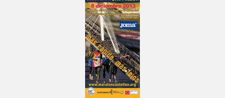 IV Maratón Internacional Ciudad de Castellón