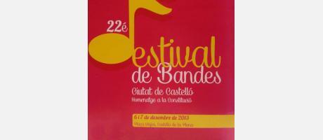 Cartel Festival de Bandas
