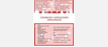 programa actividades feria Almoradí 2013