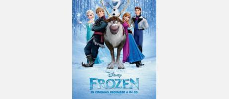 Cine: Frozen el reino del hielo