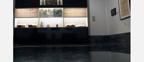 Exposición sobre tres genios