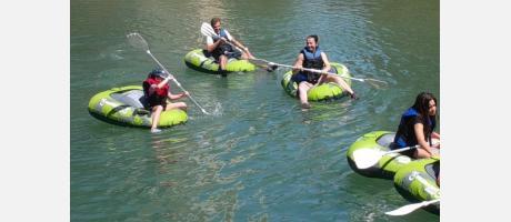 Hidrorafting Cofrentes Turismo Activo