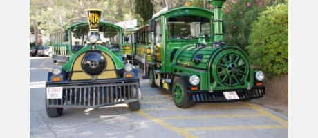 Tren turístico con SuAventura