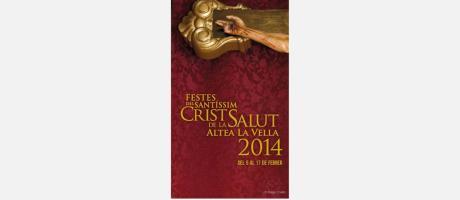 Crist de la Salut Altea la Vella 2014