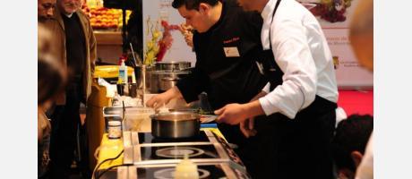 3 er Concurso Internacional de cocina creativa de la gamba roja de Dénia