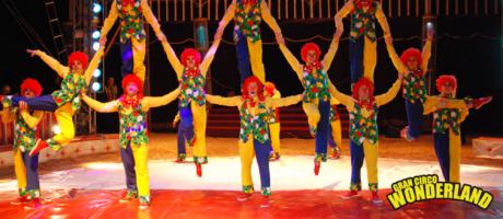 Gran Circo de Wonderland en Onda