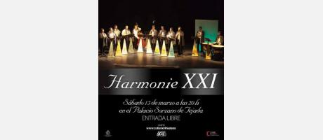 HARMONIE XXI II Ciclo de Encuentros Sonoros