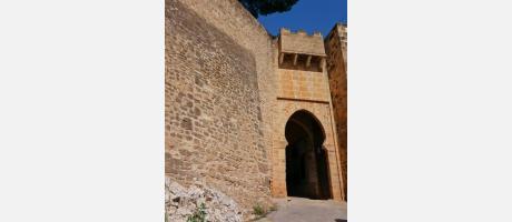 Portal de la Vila. S XII