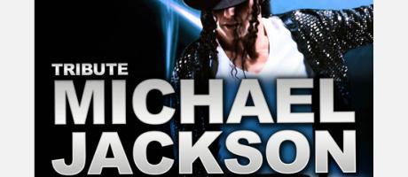 cartel del concierto de Michael Jackson