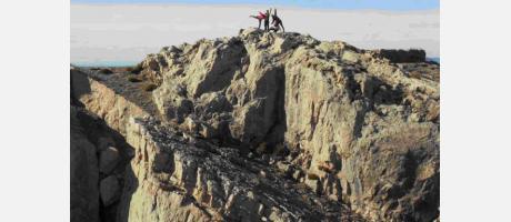 Trekking y escalada con Dondetuquieras