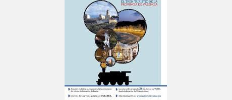 Tren turístico a Cullera
