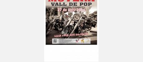 I Concentración motera Vall de Pop