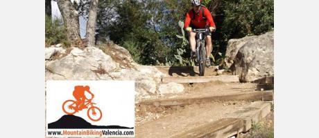 Bicicleta de montaña con Mountain Biking Valencia