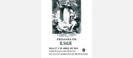 Fiestas Sant Vicent en Salse