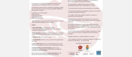 Bases VII Concurso Cocina Ñora y Langostino