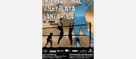 Torneo Voley Playa Santa Pola