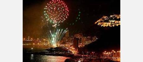 Fuegos Alicante