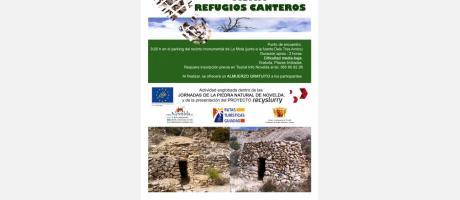 Visita a los Refugios Canteros de Novelda