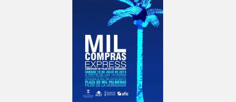 Mil Compras Express en Mil Palmeras
