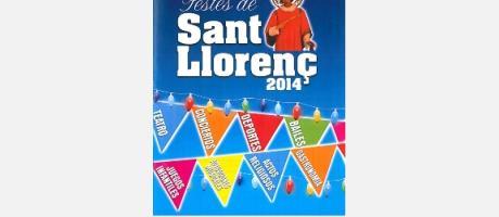 Fiestas San Lorenzo 2014