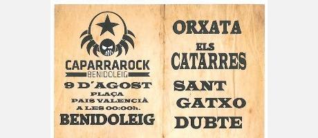 Caparrarock