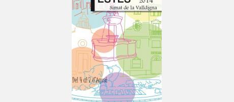 Programa fiestas Simat de la Valldigna 2014