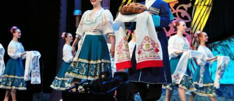 BALLET NACIONAL COSACO DE RUSIA