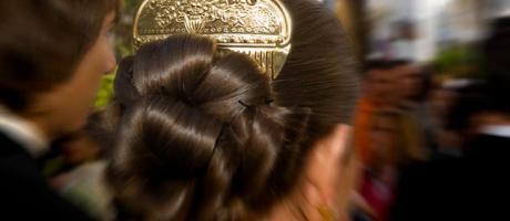 Elección de las reinas de fiestas en Benissa