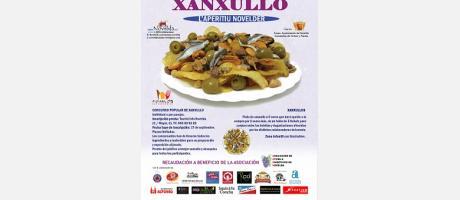 Cartel Festa del Xanxullo 2014