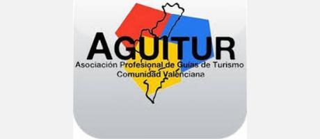 Logo de Agitur. Asociación de Guias turísticos de la Comunidad Valenciana