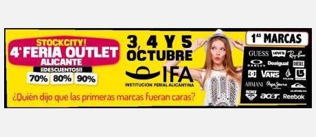 Feria Stock City Alicante 2014