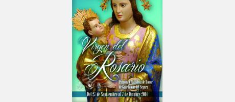 Virgen Rosario 2014