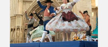 Danzas valencianas