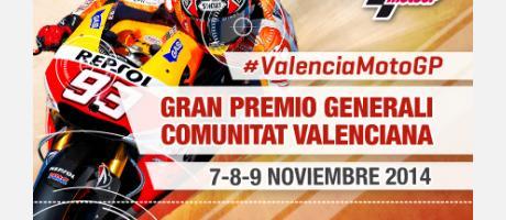 imagen motogp Comunitat Valenciana