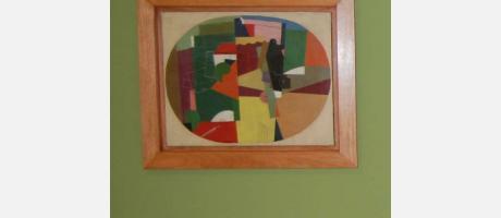 Otro cuadro cubista