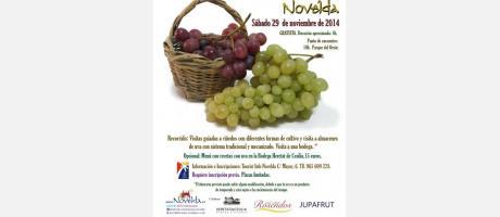 Ruta turística de la uva