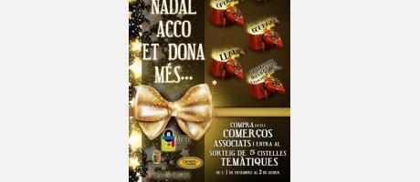 Campaña navideña de ACCO