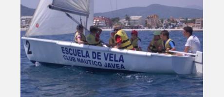 Escuela de Vela Club Náutico Jávea_img2