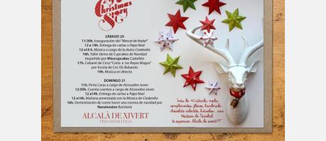 programa feria navideña 2014