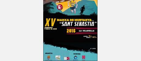 """Cartek XV Marcha de Montaña """"San Sebastián"""" 2015"""