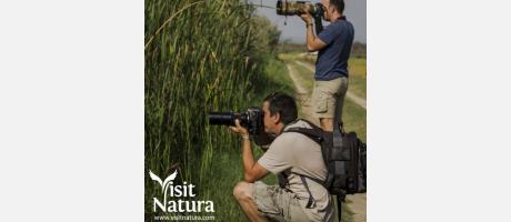 Rutas de avistamiento de aves y naturaleza