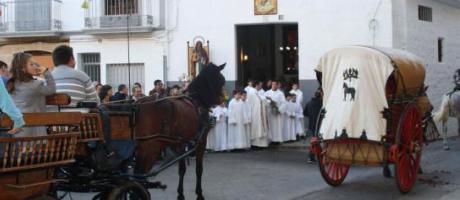 Fiesta de San Antonio en Onda