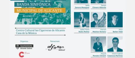 II Ciclo de Jóvenes Intérpretes Banda Sinfónica Municipal