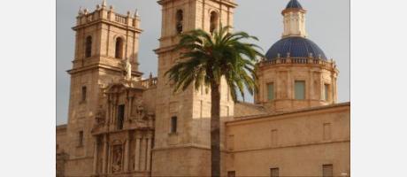 Imagen del edificio de San Miguel de Los Reyes