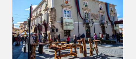 Mercado Medieval Orihuela 3