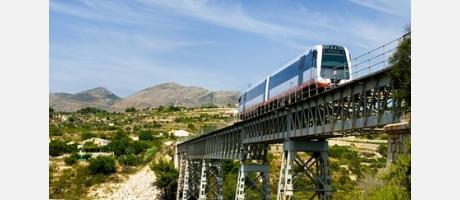"Exposición: ""El centenari del trenet de la Marina a Benissa: 1915-2015"""