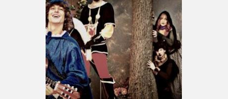 Robin Hood y la bruja del Bosque Sherwood