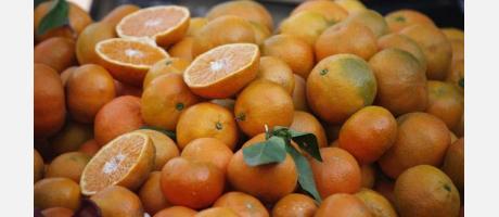 Naranjas de Castellón