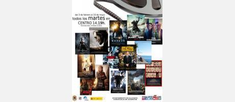 Cine en V.O.: Practica inglés en el Centro 14